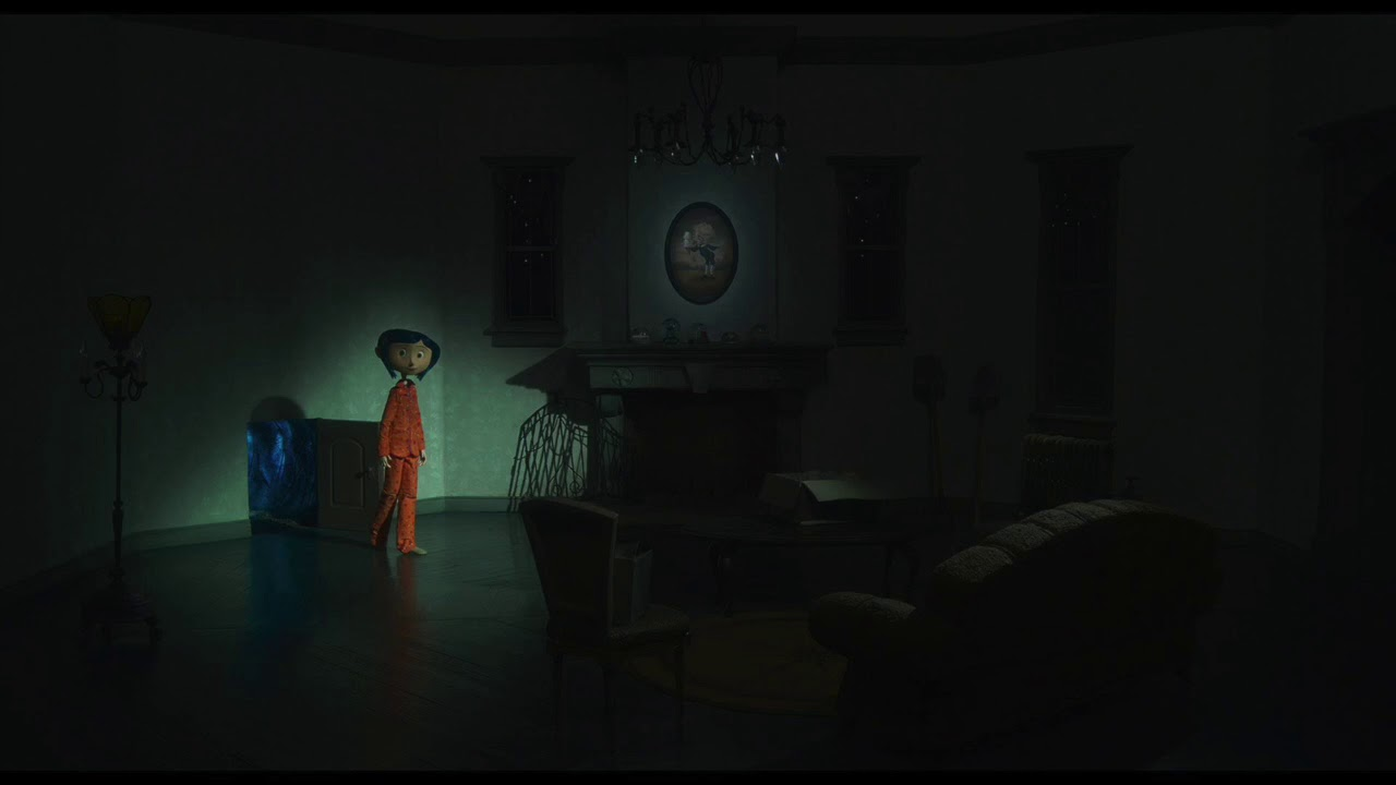 Asmr The Other House Coraline Inspired Bonus Soundscape Youtube