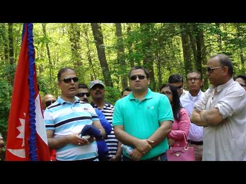 """Mourning to Nepal Quake Deaths""  by Biratnagar Community in USA"