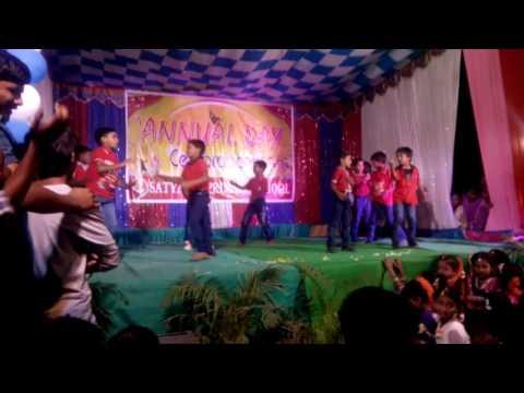 Aadu Adinchu Song SSPS Jagapathinagaram