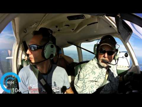 Near miss with airliner - flight following for general aviation
