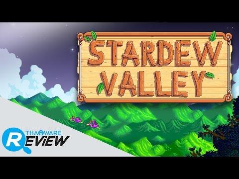 รีวิว Stardew Valley สุดยอดเกมส์ปลูกผัก พร้อมแนวการเล่นพื้นฐาน สำหรับมือใหม่