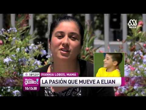 Entrevista a Elian de Generacion 2016 - Mucho Gusto