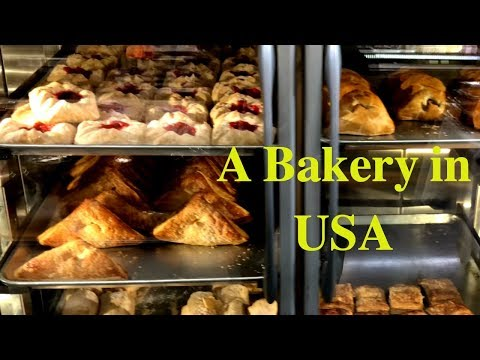 A Different Bakery in America/USA