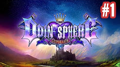 Odin Sphere Leifthrasir PS4 [100% Complete]