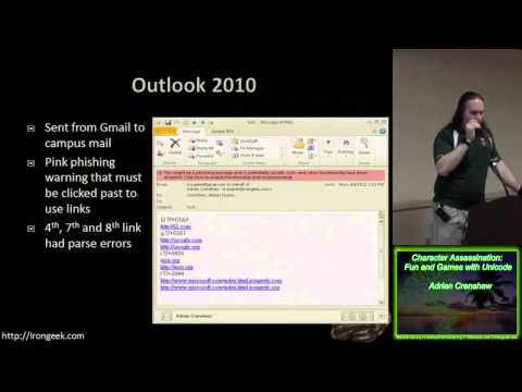 03 Character Assassination Fun And Games With Unicode Adrian Crenshaw