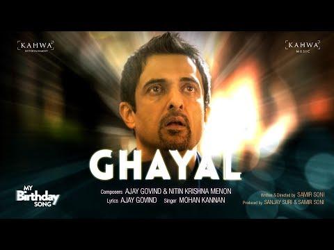 GHAYAL | MY BIRTHDAY SONG  | MOHAN KANNAN...