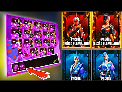 Free Level Up 6 Card - New Incubator Exclusive First Look - Garena Free Fire - 동영상