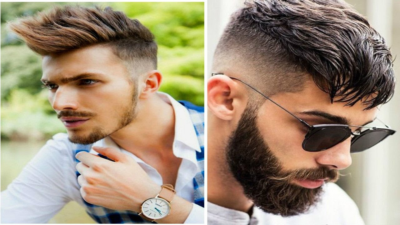 Top Fashionable Hairstyles For Men 2017 2018 Best Trendy: New Best Hairstyle Trends For Men 2017-2018