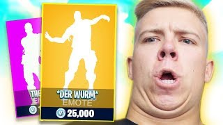 Top 10 SELTENSTEN Fortnite TÄNZE 😱