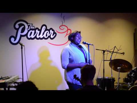 Dariane Mull performing If I Ain't Got You @ The Parlor Jazz Club - February 2014