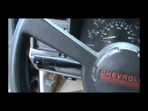 1998 chevy blazer wiring diagram 04 dodge durango stereo wiper repair on '88-'98 trucks - youtube