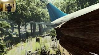 Camping Was Never Like This PappyTater Plays The Forest VR On HTC Vive