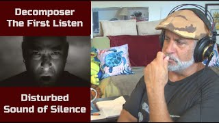Old Composer REACTS to Disturbed The Sound Of Silence | STUNNING COVER!!