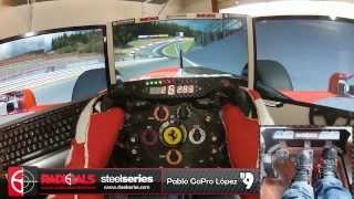Formula 1 2013 Belgian Grand Prix - Spa Francorchamps Circuit Virtual lap
