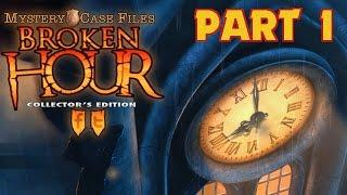 Mystery Case Files: Broken Hour Walkthrough part 1