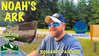 Noah's Ark & Cascade Mountain Incline River Camping