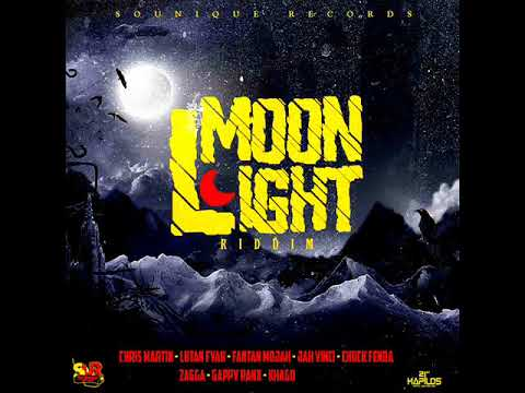 Moon Light Riddim Mix (Full) Feat. Jah Vinci, Christopher Martin, Fantan Mojah, (DEC. 2018)