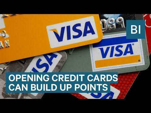 Thumbnail: A Credit Card Trick To Get Millions Of Free Miles