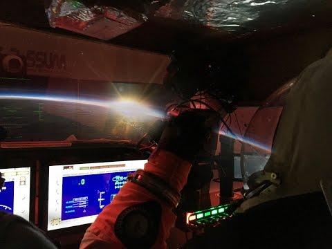 Project PoSSUM Suborbital Spaceflight Simulation and Training