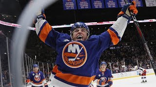 Isles have a happy homecoming: highlights & analysis   new york islanders post game