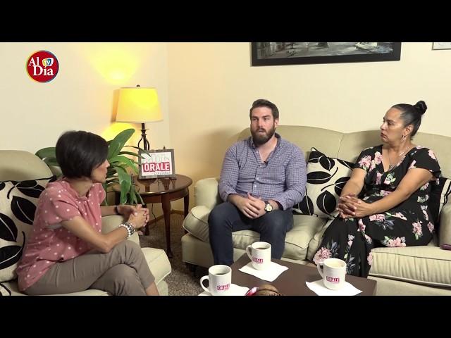 AL DIA TV - Orale Columbus  / Morgan Brown