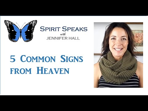 SIGNS from Heaven! 5 Ways your Loved Ones are Trying to Reach YOU, and how to TRUST it is them!