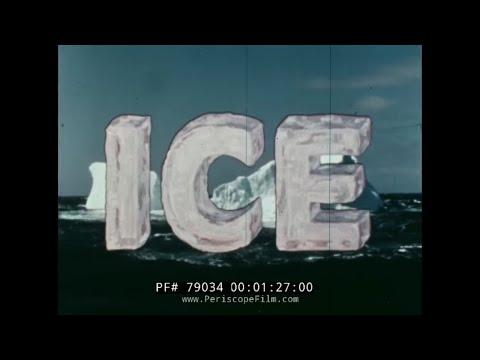 UNITED STATES COAST GUARD  INTERNATIONAL ICE PATROL & ICE BREAKERS 79034
