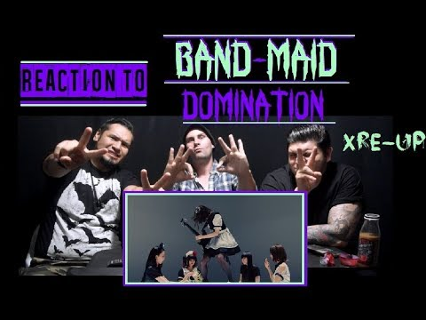 *re-up*reaction To: Band-maiddomination