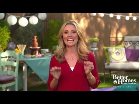 Backyard Party Entertaining Ideas, with Carolina Buia