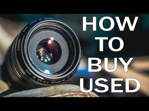 5 Things To LOOK OUT For When Buying A Used Lens