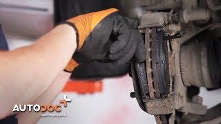 Ako vymeniť predné brzdové platničky na HYUNDAI GETZ 1 NÁVOD | AUTODOC