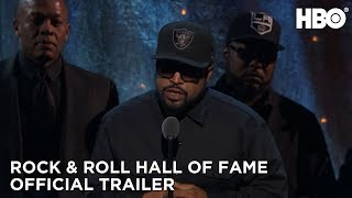 2016 Rock & Roll Hall of Fame Induction Ceremony: Trailer (HBO)