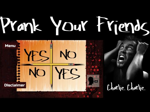 Charlie Charlie Pencil For Pc - Download For Windows 7,10 and Mac
