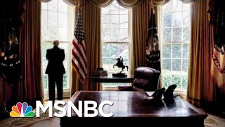 No Public Events But Dozens Of Tweets From Donald Trump Since Shutdown Deal | The 11th Hour | MSNBC