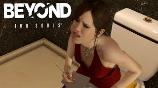 I USED TO HAVE THE BIGGEST CRUSH ON HER | Beyond: Two Souls
