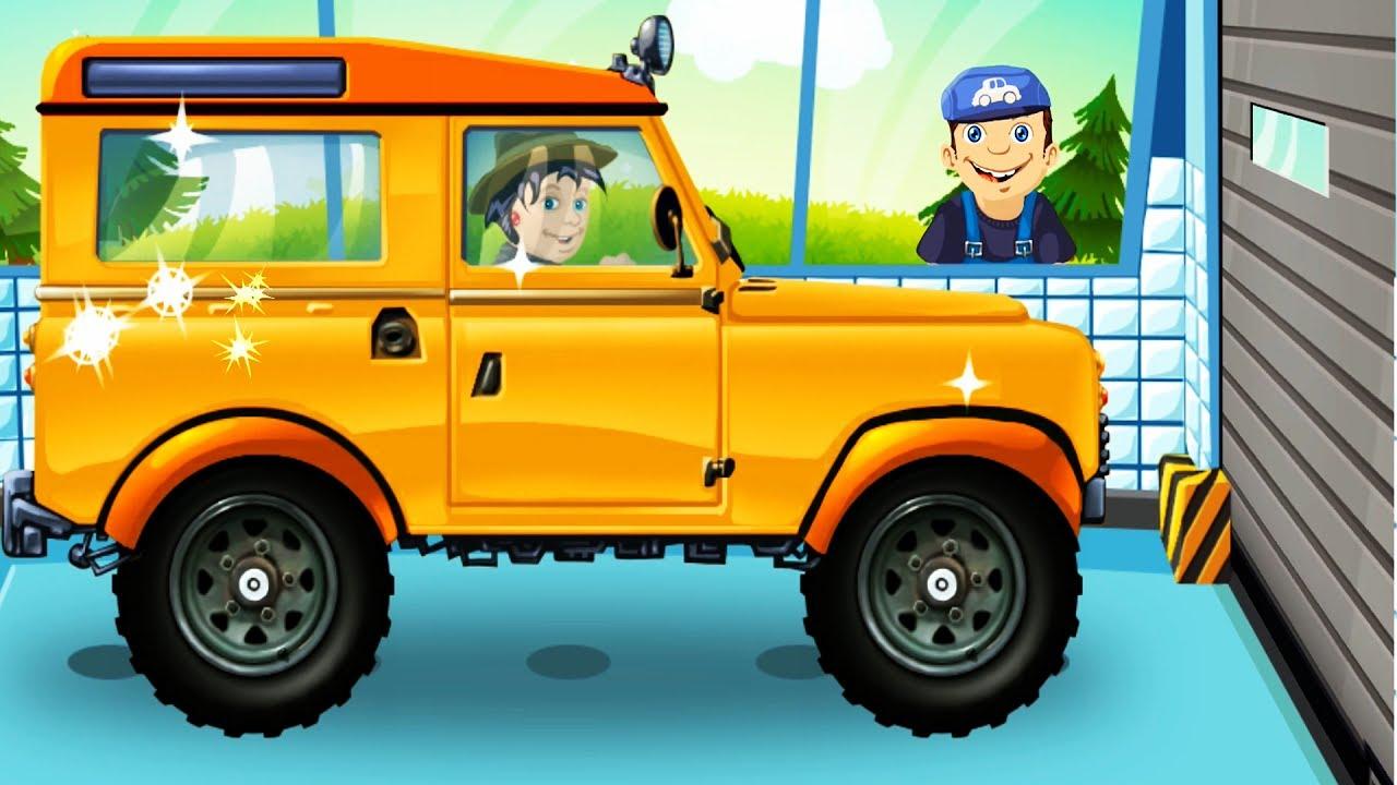 little car wash sports car wash garage cars compilation cars for kids videos for children