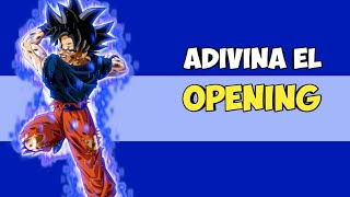 Adivina El Opening || Anime II BD-S
