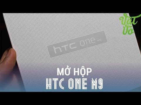 [Review dạo] Mở hộp & đánh giá nhanh HTC One M9 - máy đẹp, hoàn thiện cực tốt