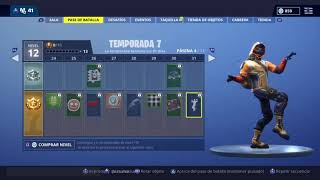 Achat de la saison 7 de Fortnite - Home Pack!!