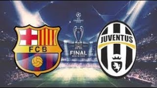Juventus vs Barcelona champions league Final Gameplay {FIFA 19}