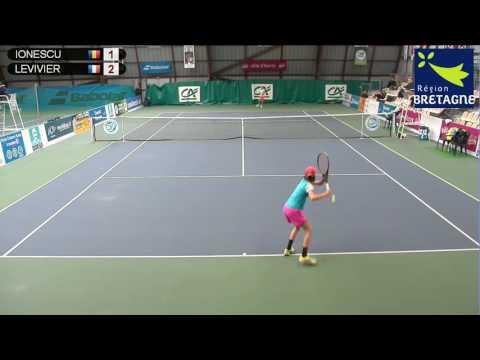 IONESCU (ROU) vs LEVIVIER (FRA) - Open Super 12 Auray Tennis - Court 4