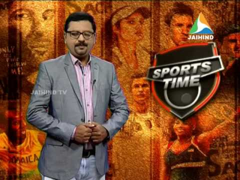 Sports Time│Jaihind TV @ 24th Oct 2016 |  Joy Nair