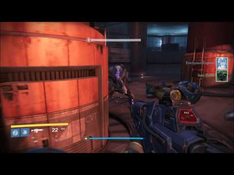 Destiny Rise of Iron Mission 4 Ending Access Siva Laboratory