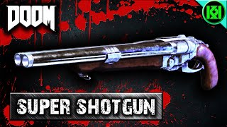 Doom: SUPER SHOTGUN Guide | Doom Multiplayer Weapons 2016 (Tips, Review + Gameplay)