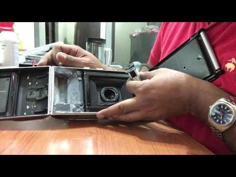Polaroid Model 95a mod