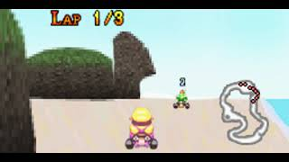 MK64 Koopa Troopa Beach (Mario Kart Super Circuit Remix)