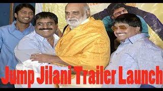 Jump Jilani Trailer Launch - Allari Naresh, Isha Chawla, Swathi Deekshith