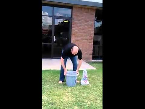 APD ALS ICE BUCKET CHALLENCE ACCEPTED BY ROBERT PUGH