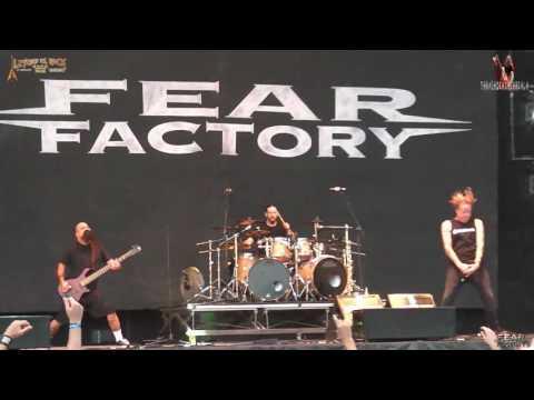 Fear Factory  Edgecrusher  XI Leyendas del Rock, 10082016