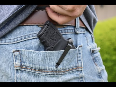 How To Conceal Carry with a Tucked in Shirt or Dress Clothes